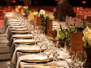 Airbus gala dinner