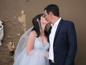 Glamorous bushveld wedding