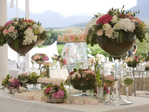 Wedding in the winelands