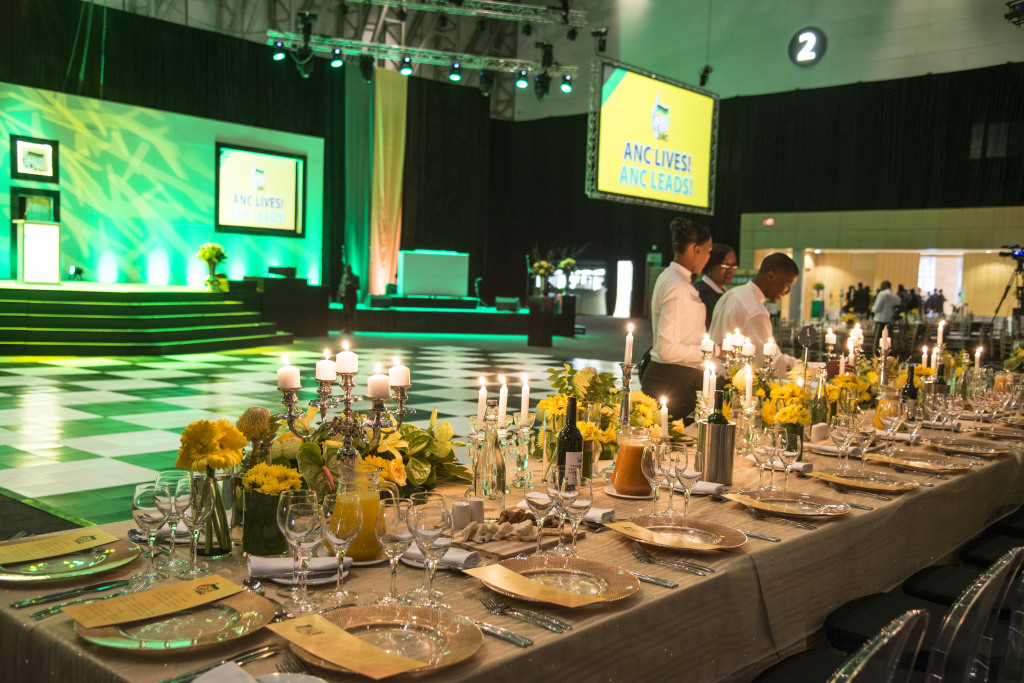 Event design by Kathy Page Wood