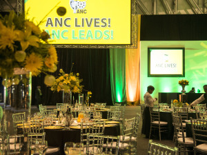 ANC celebrates in style at CTICC