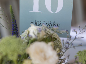 Cape Wine Auction 2015