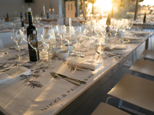 Sophisticated wedding at Cavalli Estate