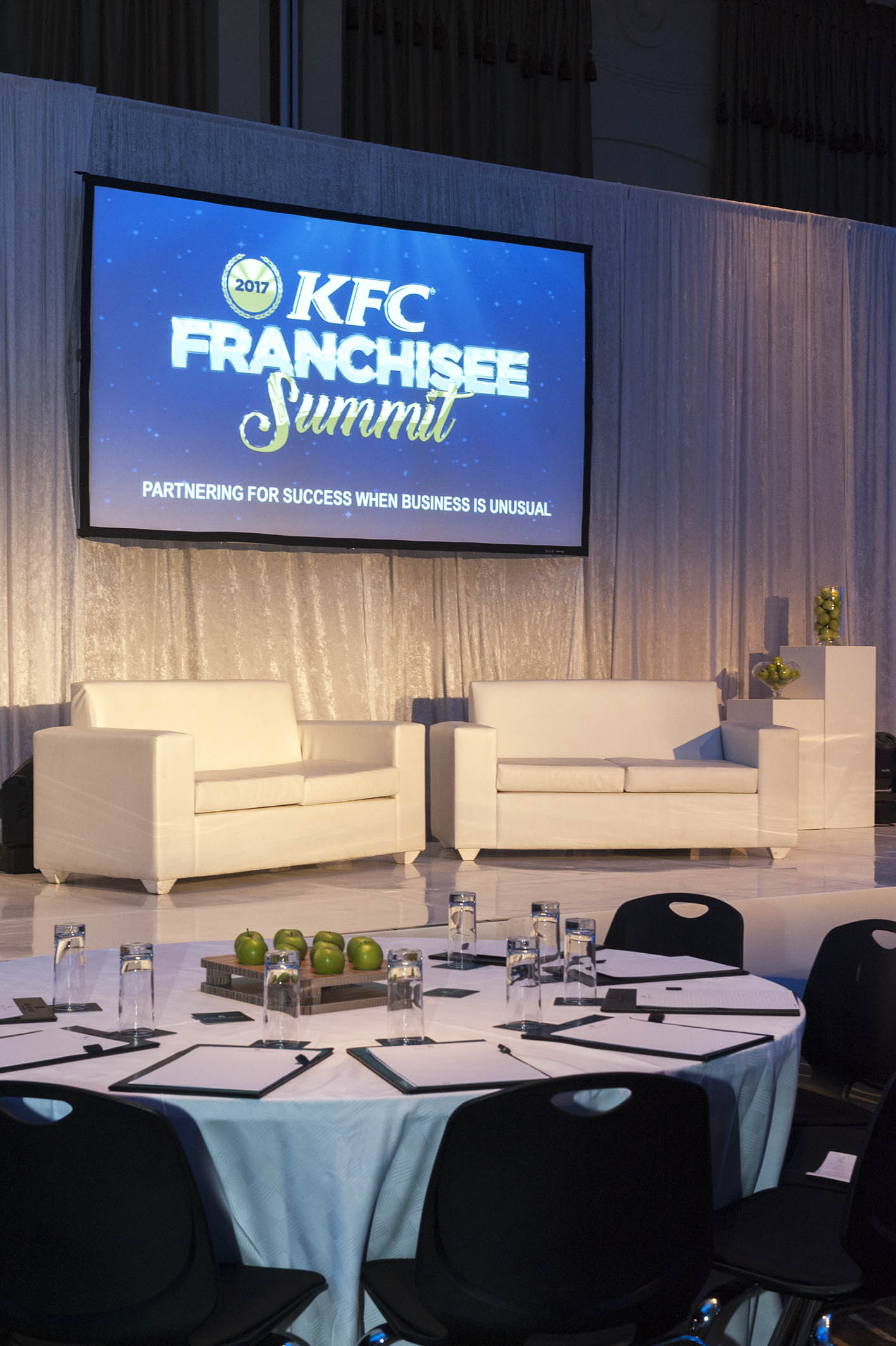 KFC franchisee summit
