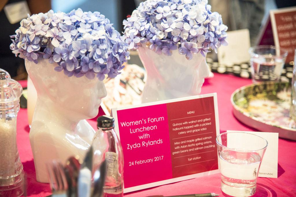 Investec Women's Forum Lunch