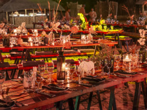 Warm African Welcome Dinner